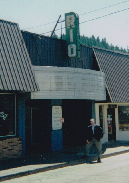 Rio Theatre, Myrtle Creek, Oregon