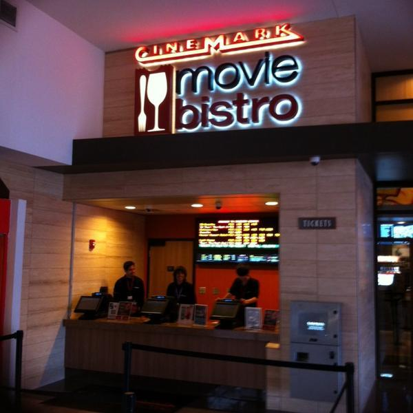 Cinemark Movie Bistro - El Paso