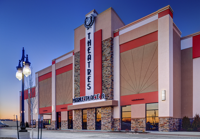Grain Valley Marketplace 8 and Grand Screen