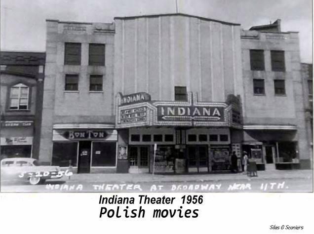1956 photo courtesy of Silas G. Sconiers.