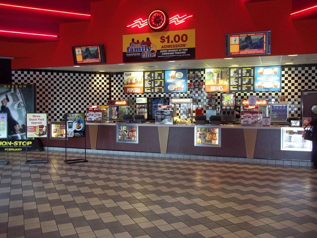 Cinemark Movies 12