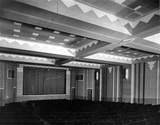 <p>Interior view after extensive remodeling in about 1935.</p>                            <p>Picture courtesy of the Floyd County Museum Facebook Page.</p>