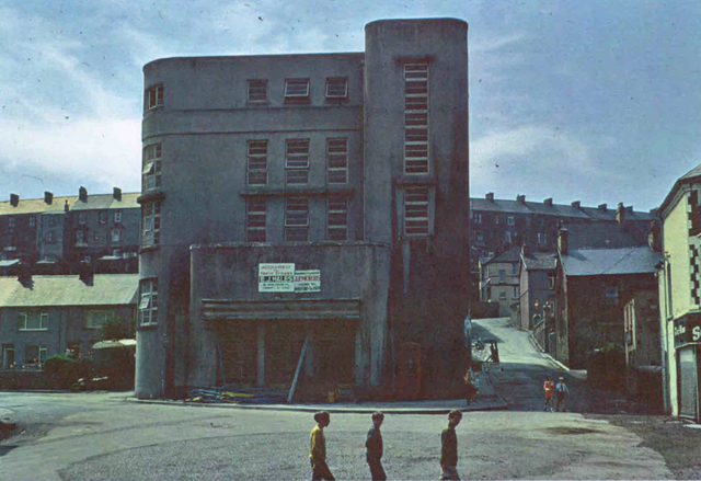 ASTORIA CINEMA EBBW VALE - 1969