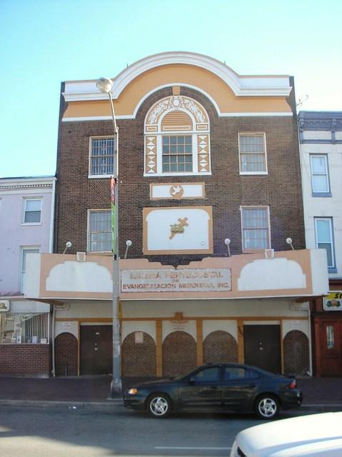 Cluster Theatre