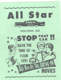 All Star Drive-In