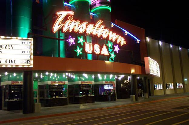 Cinemark Tinseltown 20 & XD