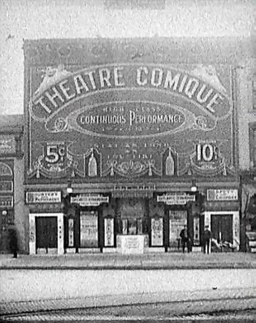 Theatre Comique