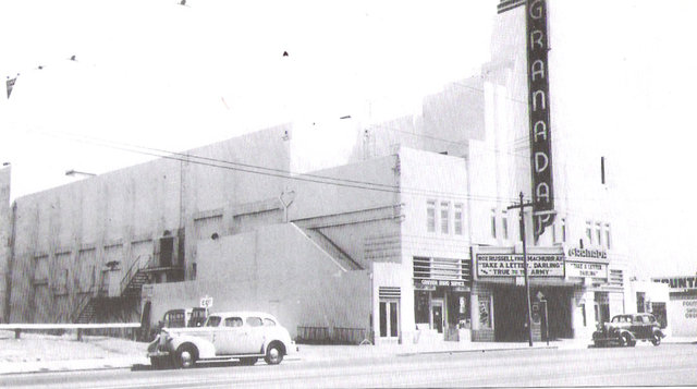 Old Granada Theater