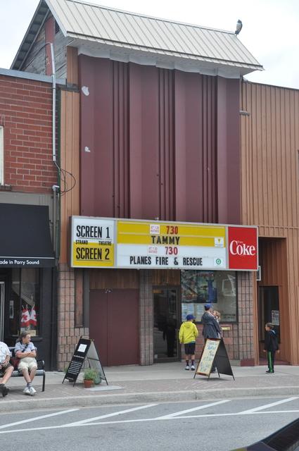Strand Twin Theatre