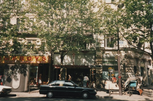 Paris-Cine
