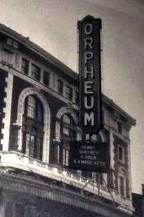 ORPHEUM Theatre; Des Moines, Iowa.