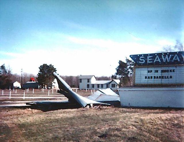 Seaway Drive-In
