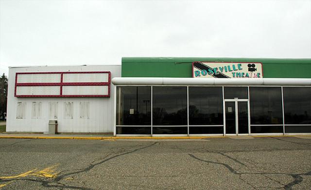 Roseville 4 Theatre