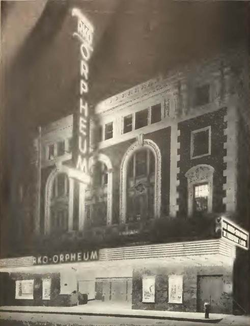 RKO Orpheum Theatre