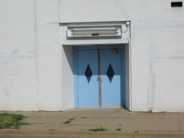Rex Theatre Entrance