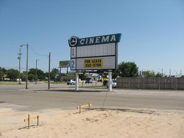 Cinema Twin Marquee