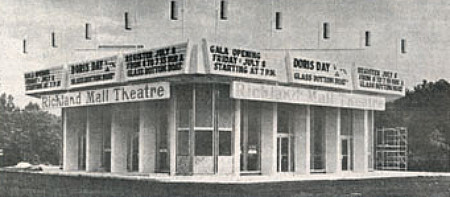Richland Mall Theatre In Columbia Sc Cinema Treasures