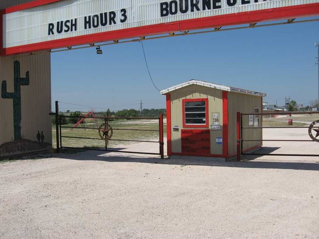 Tascosa Entrance