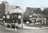 Gaumont and Eros Cinema in 1959