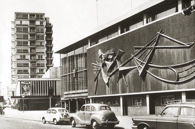 Thalia cinema in the fifties