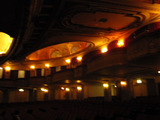 Chicago Theatre - Rear right portion of auditorium under balcony