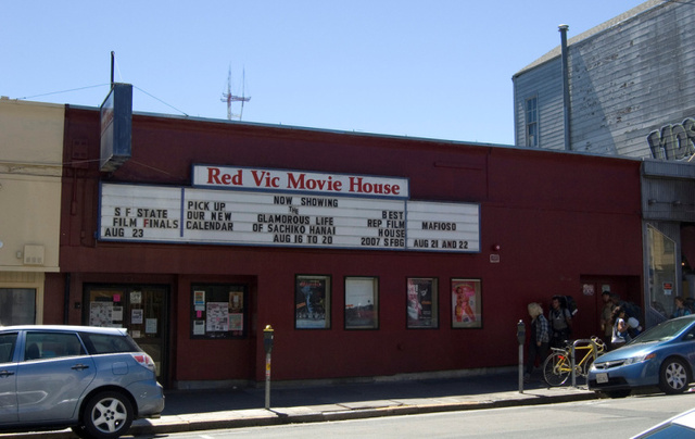 Red Vic Movie House