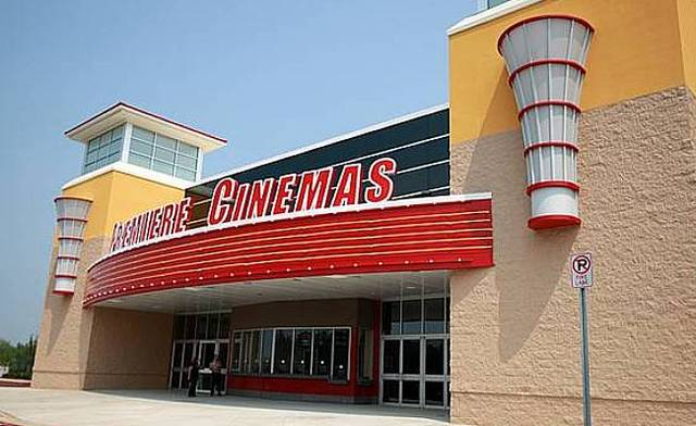 Tannehill Premiere Cinema 14