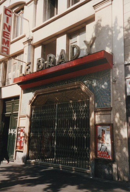 Brady Cinema Theatre