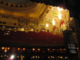 Chicago Theatre - Auditorium Left sidewall, from stage