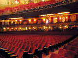 Chicago Theatre - Auditorium from Stage