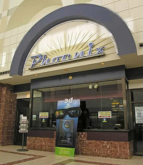 Phoenix Theatres at Laurel Park Place