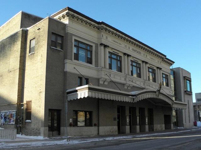 Pantages Playhouse