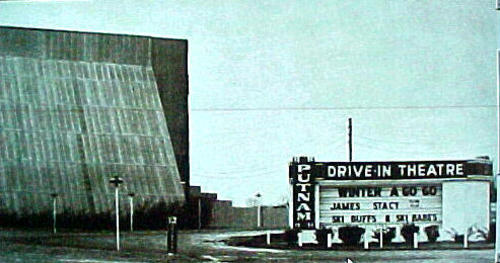 Putname Drive-In Theatre