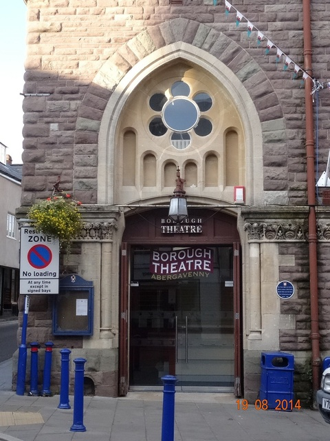 Borough Theatre Aug 2014