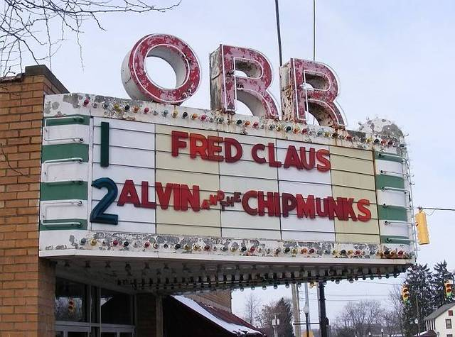 Orr Twin Cinema