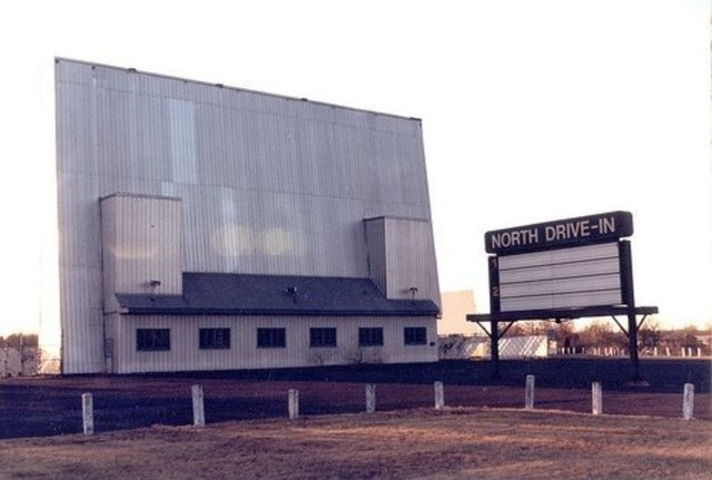North Twin Drive-In