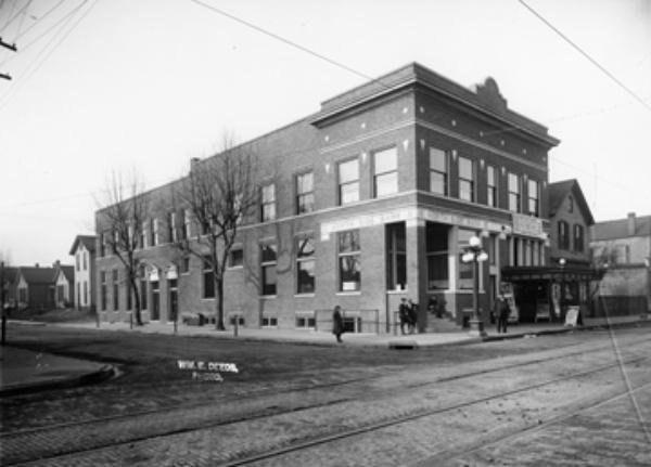 North Side Theatre