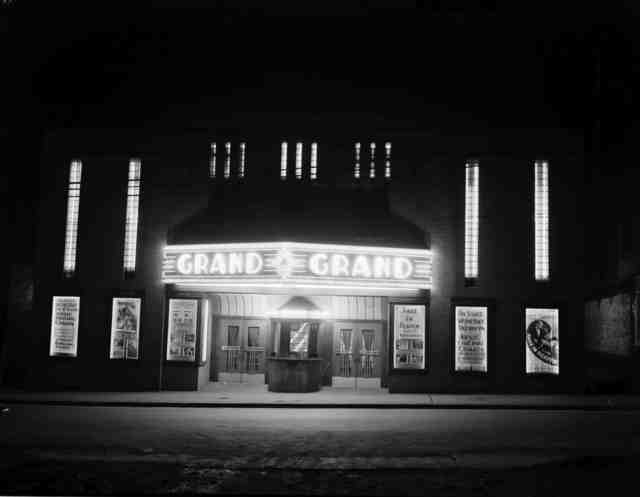 Grand Theatre Courtesy of Tennessee Archive of Moving Image and Sound