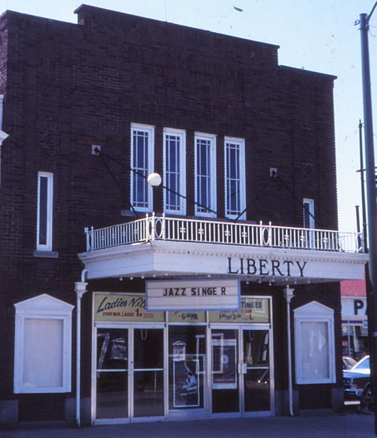 Liberty Theater, Vermilion, Ohio 1981