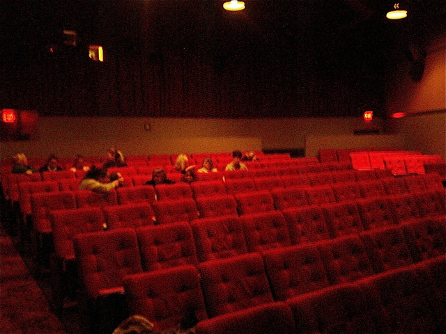 Level B Theater Pub