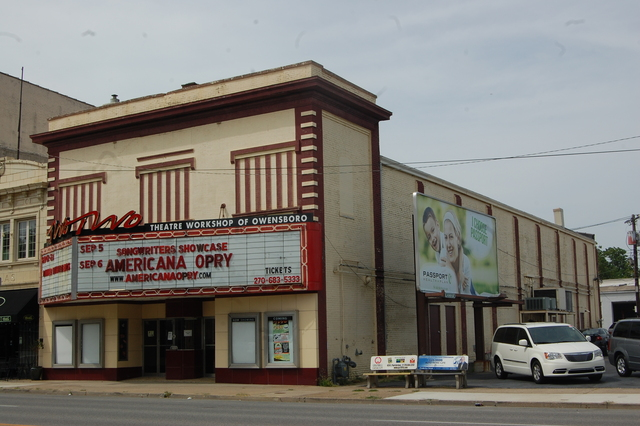 TWO Empress Theatre