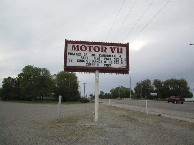 Motor Vu Drive-In