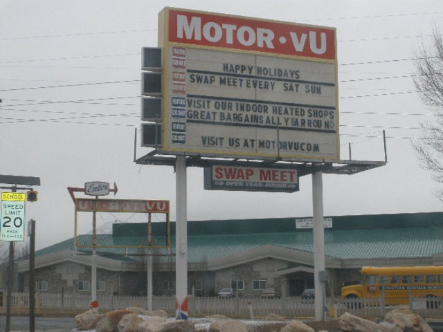 Motor Vu Drive In In Riverdale Ut Cinema Treasures