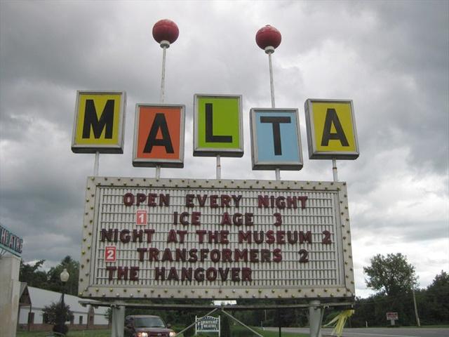 Malta Drive-In