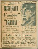 Circa 1929 print ad courtesy of Mike Flores.