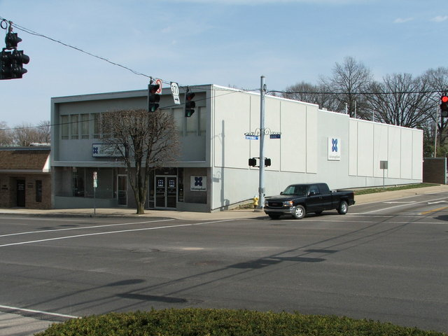 Four-Star Dixie Theater building