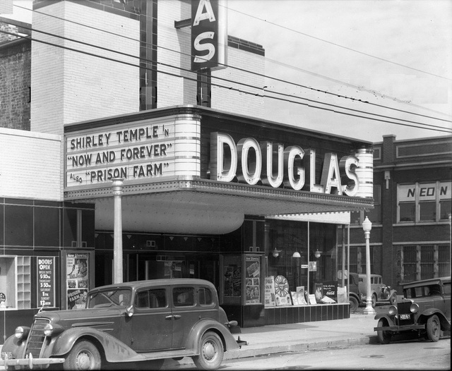 DOUGLAS Theatre; Chicago, Illinois.