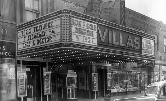 VILLAS Theatre; Cicero, Illinois.
