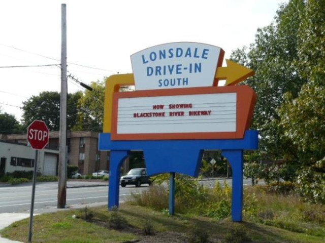 Lonsdale Twin Drive-In