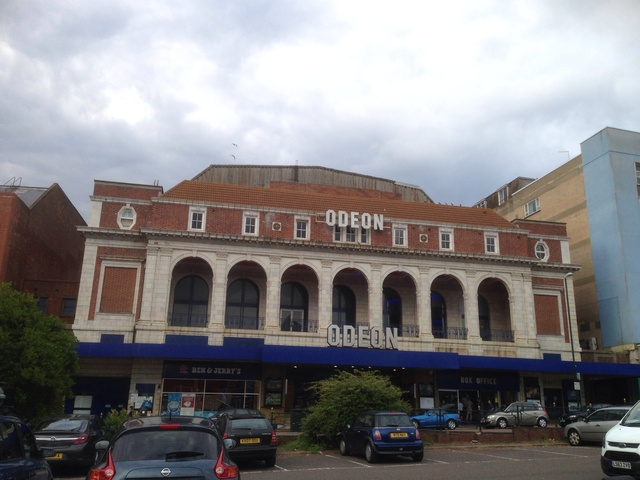 Odeon Bournemouth 2014